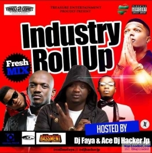 DJ Faya & DJ Hacker Jp - Industry Roll Up Mix